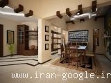 طراحی و ساخت دکوراسیون داخلی و کابینت آشپزخانه