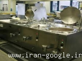طراحی و نصب تجهیزات آشپزخانه های صنعتی