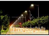 پایه چراغ های خیابانی و پارکی و روشنایی معابر- شرکت روئین نورآریا
