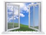 تولید کننده انواع درب و پنجره دوجداره ، PVC و شیشه دوجداره