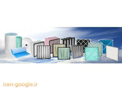 شرکت فیلتر گستر فراز - تولید کننده فیلتر های صنعتی و آزمایشگاهی