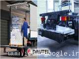 بالابر پشت کامیونی (Tail Lift) ساخت Dautel آلمان