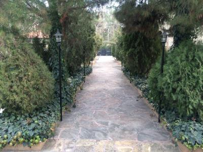 فروش باغ ویلا 1500 متری در زیبا دشت (کد241)