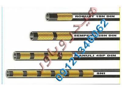 شیلنگ سمپریت ، انواع اتصالات پرچی ، اتصالات هیدرولیک