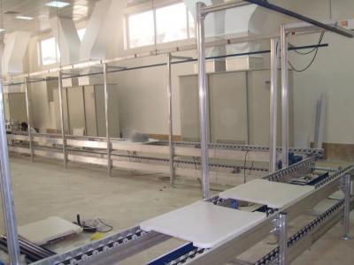 وستارول تولید کننده انواع خطوط نقاله و زنجیرهای صنعتی