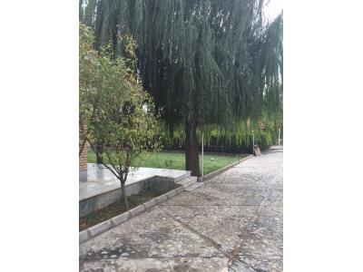 فروش باغ ویلا 2400 متری در خوشنام(کد228)
