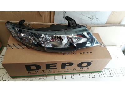 واردات و توزیع انواع چراغ خودرو دپو Depo