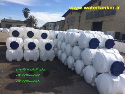مخازن پلی اتیلن مازندران ، اولین تولید کننده مخزن پلی اتیلن در خاورمیانه