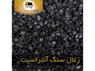 خرید و فروش کک متالورژی ، زغال آنتراسیت و پودر زغال