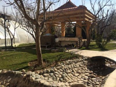 فروش باغ ویلا 3000 متری در زیبا دشت (کد244)