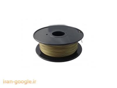 فروش فیلامنت مس PLA 1.75 میلی متری  چاپگر سه بعدی
