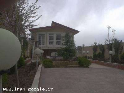 اجاره یک روزه یا هفتگی ویلا نزدیک تهران