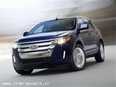 کرایه خودرو بدون راننده  در کیش اجاره  فورد ایج مدل 2012 در کیش