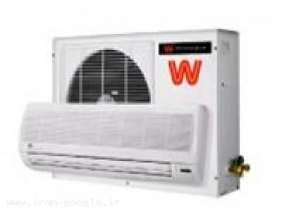 کولر گازی(اسپیلت) 18000 وایت ویستینگ هاوس سرد